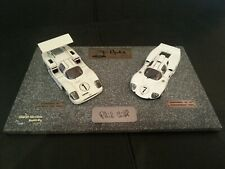 1/43 Marsh Models Chaparral 2D-2F LE signed by Jim Hall & Phil Hill