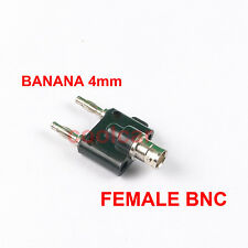 Multimeter Oscilloscope test probe banana BNC female ADAPTOR for UNI-T UT81B