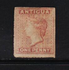 Antigua - #2 unused, cat. $ 160.00