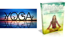 Pratical Lessons In Yoga + Meditation Mastery PDF Format+free shipping + Bonus
