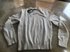 Joseph cashmere jumper off white, size  M,   RRP  £375