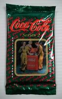 Coca-Cola Collector Cards Pack (Series 2) - FREE SHIPPING