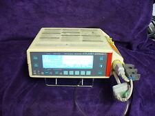 NOVAMETRIX CO2SMO 7100 ETCO2 SIDE STREAM/MAIN STREAM MONITOR With CAPNOSTAT