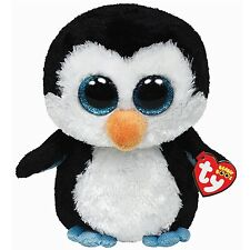 Ty Beanie Babies 36904 Boos Waddles the Penguin Boo Buddy