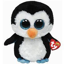 TY Beanie Babies 36904 Boos Waddles IL PINGUINO Boo Buddy