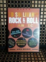 Ed Sullivan's Rock & Roll Classics: W.Coast Rock,Top Hits of 1969 DVD NICE !!