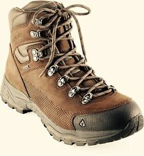 VASQUE ST ELIAS GTX Hiking Boots Wmn Sz 8M EU 38.5 Brown Leather Retail $250