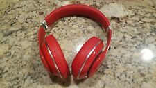 Beats by Dr. Dre Studio 2.0  WIRED Over Ear Headphones RED, mint condition.