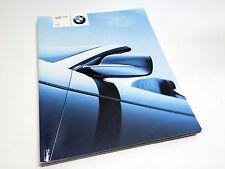 2002 BMW 3-Series 325Ci 330Ci Cabriolet E46 Brochure
