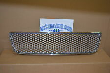2012 2013 2014 Chevrolet Impala Front Lower Silver GRILLE new OEM 22775357