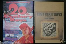 JAPAN Naoki Urasawa manga: 20th Century Boys vol.11 (with CD)