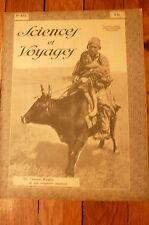 Sciences et Voyages N°478-oct 1928 Instruction Japon,hydravions géants,Kirghiz