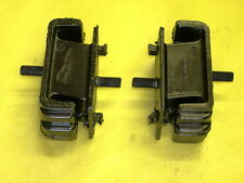 MAZDA BRAVO B2600 2.6 LITRE  PETROL PAIR OF ENG MOUNTS