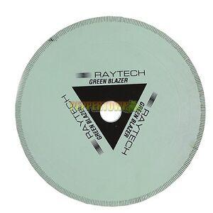 Raytech DIAMOND BLADES Lapidary Gems Slabbing Trimming Free Cutting Kerf CHOOSE