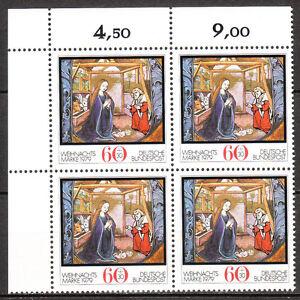 BRD 1979 Mi. Nr. 1032 Eckrand 1 4er Postfrisch Luxus!!! (4339)