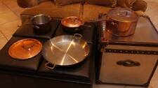 Williams Sonoma French Copper Lobster Pot and Pan , Skillets, Sauce Pans, Stock