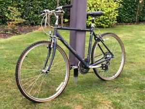 "Ridgeback Velocity Hybrid Bike - 19"" (Medium Frame) - all in good working order"