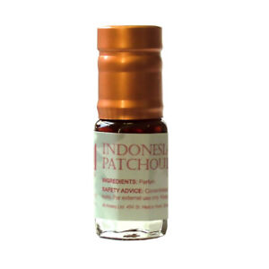 Indonesian Patchouli Perfume Oil by Al Aneeq - Long Lasting Fragrance Oil 3ml