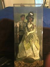 Tiana And Naveen Disney Fairytale Couple Designer Collection Doll Set LE
