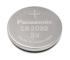 Panasonic CR2032 Lithium Coin Cell Battery (3V) - 2 Pack