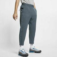 Nike Sportswear Tech Pack Cropped Woven Men's Pants Size Medium Blue AR1562-427
