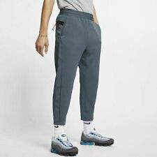 Nike Sportswear Tech Pack Cropped Woven Men's Pants Size Large Blue AR1562-427