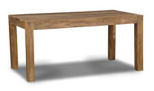 CUBE NATURAL LARGE DINING TABLE (C19N)
