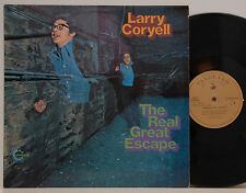 Larry Coryell      The real great escape     Vanguard    NM # 38