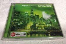 Chicago CD Virgin Mega Music 2001 172435–30073-0-0 Rock blues pop stage New Seal