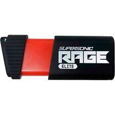 Patriot Supersonic Rage Elite 3.1 256 GB, USB-Stick, schwarz