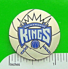 Nba Sacramento Kings - hat pin , tie tac , lapel pin , hatpin Gift Boxed