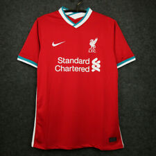 NWT 2020-21-Liverpool Nike Home football Shirt All liverpool football kit