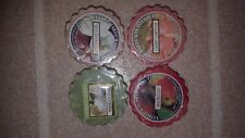 Yankee Candle Melts, 4 different scents, 0.8 oz each