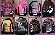 Wholesale Lot of 22 Roxy Student Backpacks New Tags MSRP $42-$55