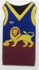 COCA COLA ZERO & AFL LION JERSEY STUBBY HOLDER,COCA COLA & AFL STUBBY HOLDER