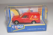 ^ CORGI TOYS 91612 FORD ESCORT 55 VAN ROYAL MAIL MINT BOXED