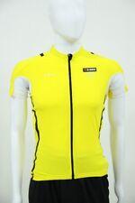 De Marchi Trikot Contour EVO Jersey Radtrikot, yellow, Größe L *NEU*