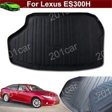 1pcs Leather Car Mat Trunk Cargo Liner Cargo Mat Tray For Lexus ES300H 2013-2018
