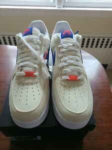 Nike Air Force 1 '07 LV8 Coconut Milk Men's Size 12 DM8314-100 Like Undefeated