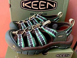 Keen Newport H2 Men's Sandal Hiking/Waterproof/Summer Dye Spiral 7 Green 1020288