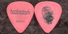 Hoobastank 2006 Himself Tour Guitar Pick! Dan Estrin custom concert stage Pick