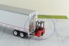 Herpa Trailer Mounted Loading Forklift Kit 1:87 HO Scale