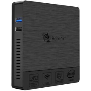Beelink BT3 Pro II - Mini Ordinateur Personnel Windows 10 Home,Intel Z8350,4 Go