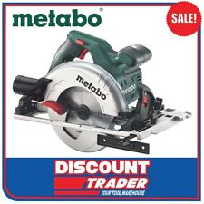 Metabo 1200 Watt Circular Saw 160mm KS 55 FS - 600955000