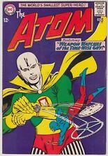 Atom #13 Dc Comics Fn/Vf Condition Chronos Cover/Story