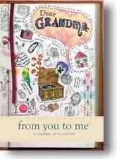 Dear Grandma by from you to me (Hardback, 2012)