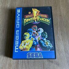 Mighty Morphin Power Rangers - SEGA Mega Drive - PAL - No Manual