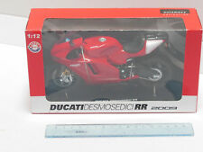 Ducati Desmosedici RR 2009 1:12 Fassy Toys