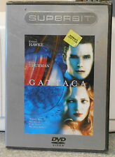 Gattaca (Dvd, 2001, The Superbit Collection) Rare Ethan Hawke Sci Fi Brand New