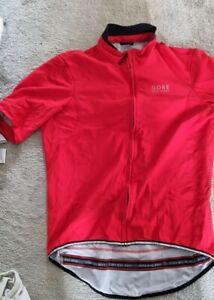 Gore bike wear power Windstopper Soft Shell Cycling Top Windproof RRP 125 xxl